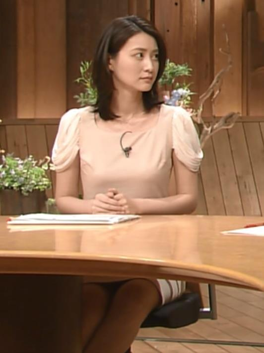 小川彩佳  (報道ステーション 20140618)キャプ画像(エロ・アイコラ画像)