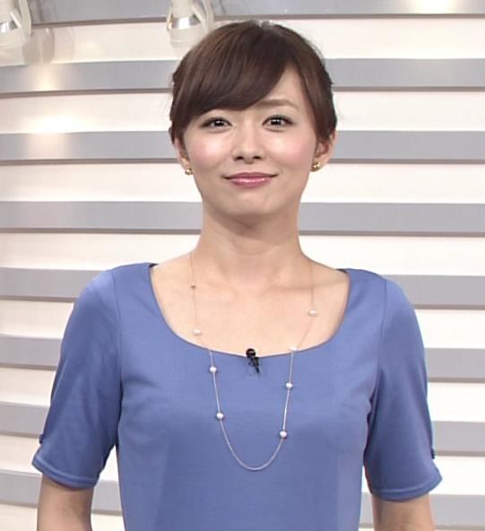 伊藤綾子 肌が露出気味のワンピースキャプ画像(エロ・アイコラ画像)