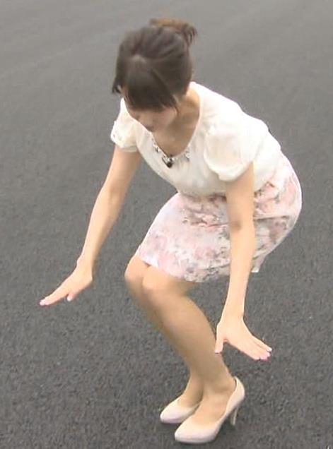 長野美郷 前かがみキャプ画像(エロ・アイコラ画像)