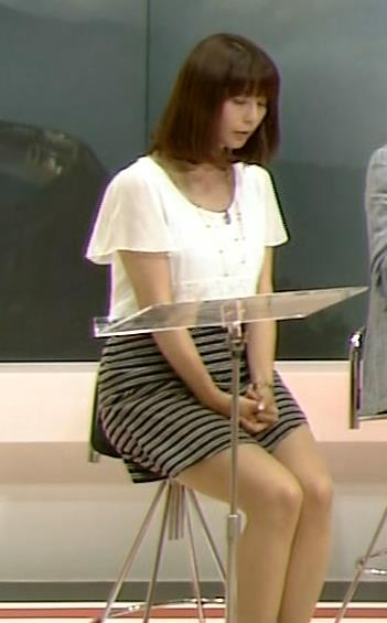 杉浦友紀 ミニスカートキャプ・エロ画像2