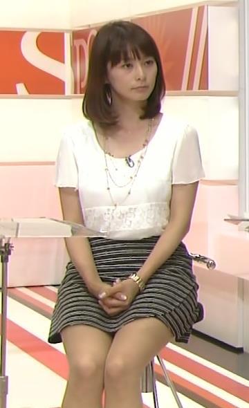 杉浦友紀 ミニスカートキャプ・エロ画像3