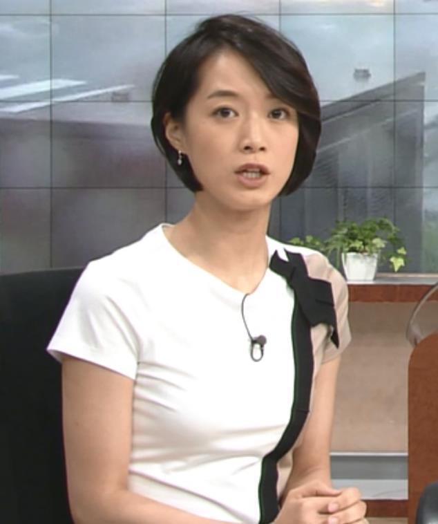 八木麻紗子 薄着、横乳キャプ画像(エロ・アイコラ画像)