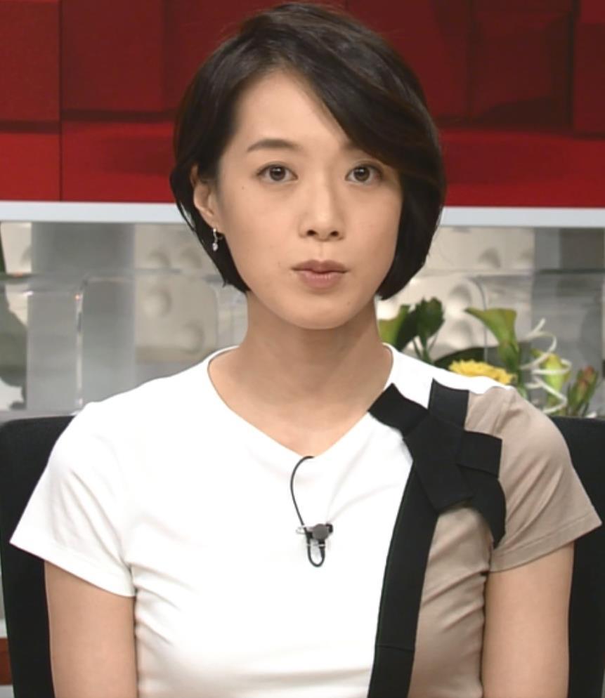 八木麻紗子 横乳キャプ・エロ画像3