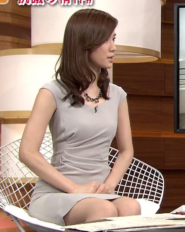 黒木奈々 セクシーワンピースキャプ画像(エロ・アイコラ画像)