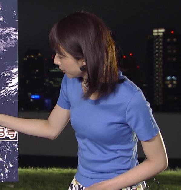 林美沙希 Tシャツおっぱいキャプ画像(エロ・アイコラ画像)