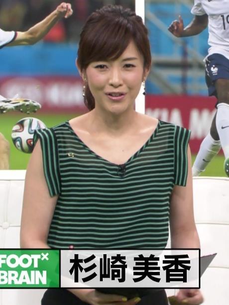 杉崎美香 パンチラキャプ・エロ画像2