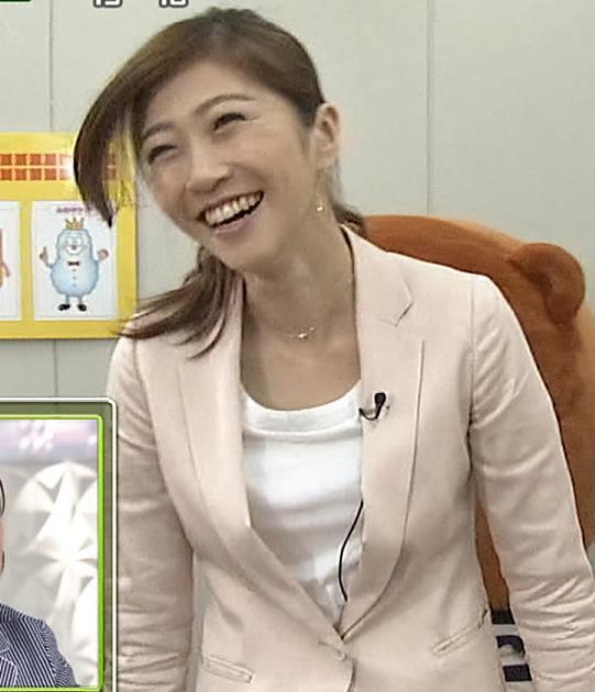 久保田智子 胸ちらキャプ・エロ画像8