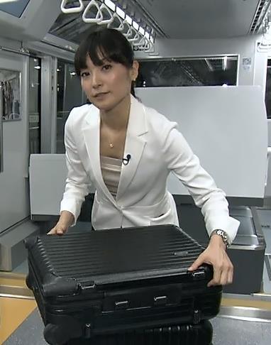 大江麻理子 横乳キャプ・エロ画像7