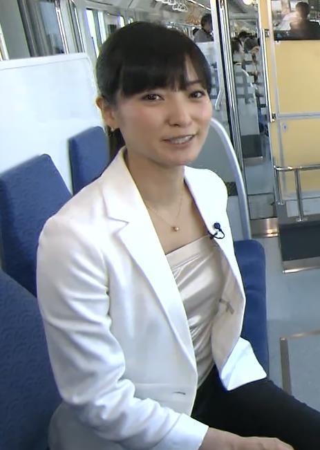 大江麻理子 横乳キャプ・エロ画像9
