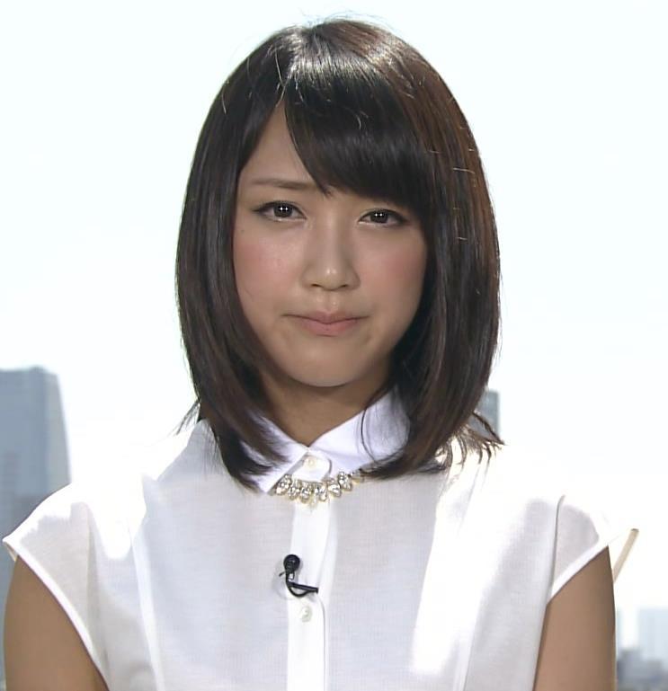 竹内由恵 かわいい表情キャプ画像(エロ・アイコラ画像)