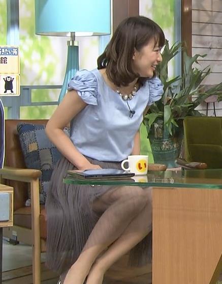 枡田絵理奈 透けスカートキャプ画像(エロ・アイコラ画像)