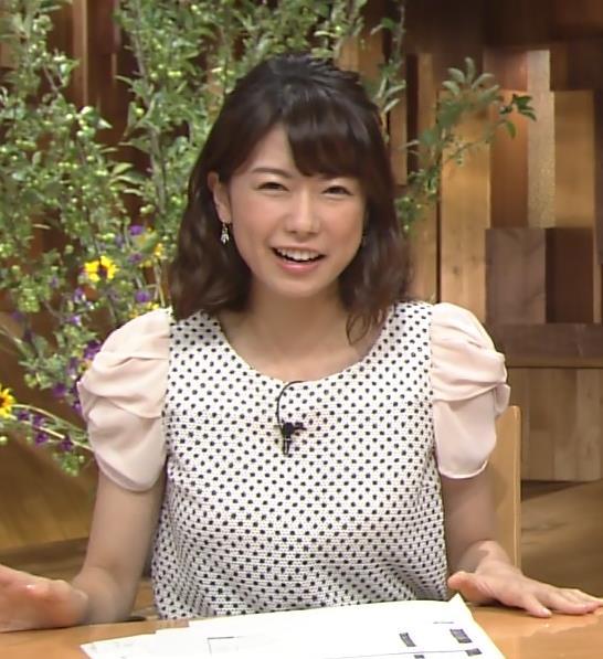 青山愛 横乳キャプ・エロ画像2