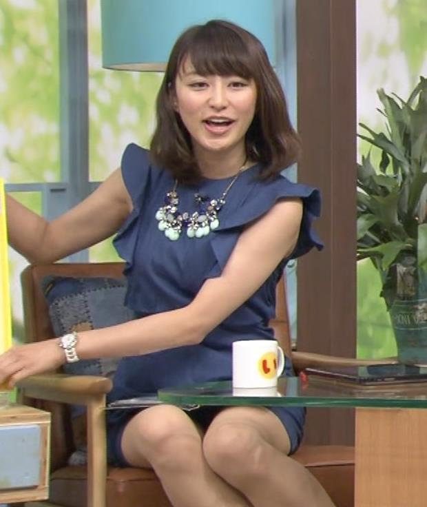 枡田絵理奈 パンチラ