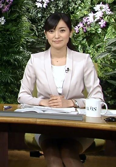 大江麻理子 ミニスカートキャプ・エロ画像4