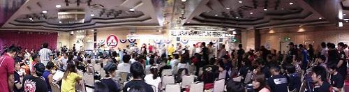 第13回 オールジャパンアームレスリング選手権大会≪開会式≫へ!④