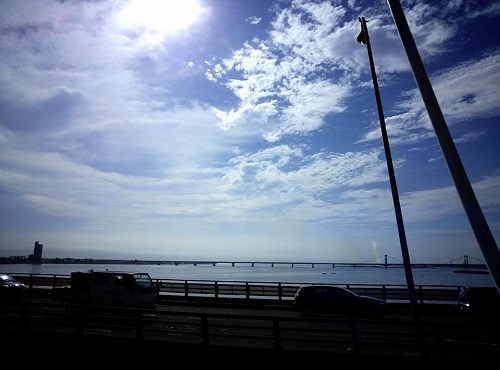 四国三郎 吉野川!