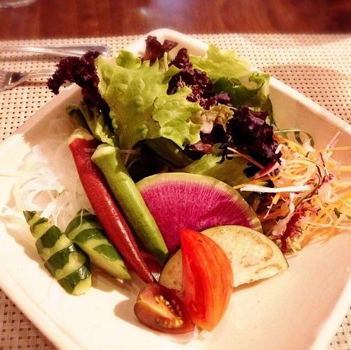 『とちぎ旬野菜』と『さくら市の鮎』!③