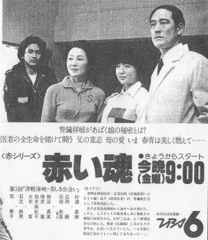 大映ドラマのロケ地 新聞広告
