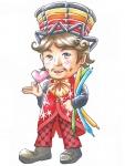 バルーンアーティストtomo