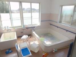 お風呂の大掃除98